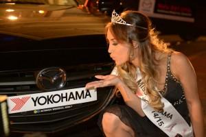 Die Miss YOKOHAMA 2014/2015 heisst Jennifer Kleeb