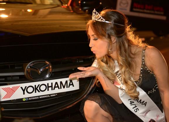 Meine ersten Schritte als Miss Yokohama 2014/15