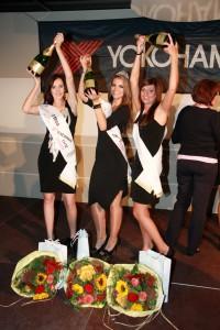 Miss Yokohama 2011 - Deborah Vanzin