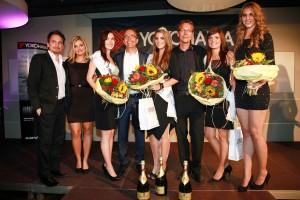 Miss Yokohama 2011 - Deborah Vanzin und Sponsoren / Jury