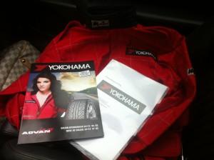 Miss Yokohama Promo Vertrag