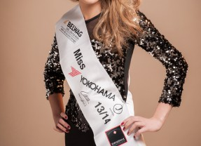 Nicole Homola: meinem letzten Beitrag als Miss Yokohama 2013/2014