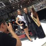 Miss Yokohama auf der Geneva Motor Show 2014