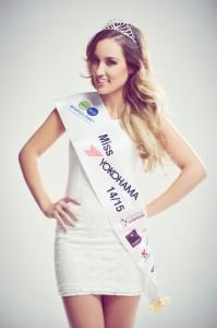 Miss YOKOHAMA 2014/2015 – Jennifer Kleeb
