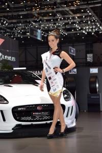 Miss Yokohama - Auto Salon Genf 2015