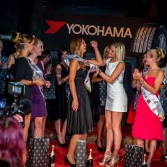 Roxane Baumann, die frisch gekürte Miss Yokohama!