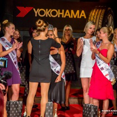 Jennifer Kleeb verabschiedet sich als Miss Yokohama 2014/15