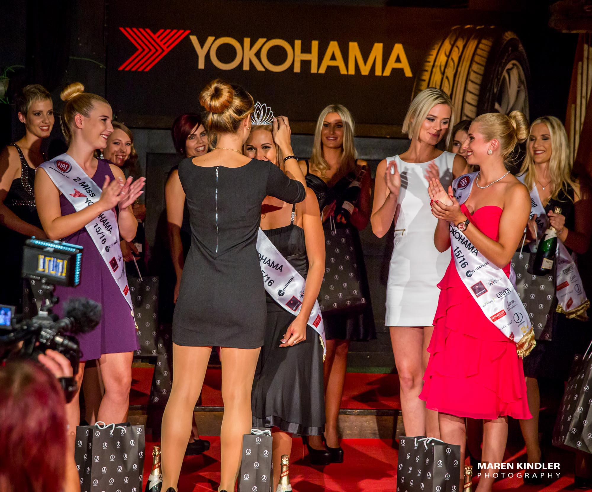 Miss Yokohama Wahl 2015