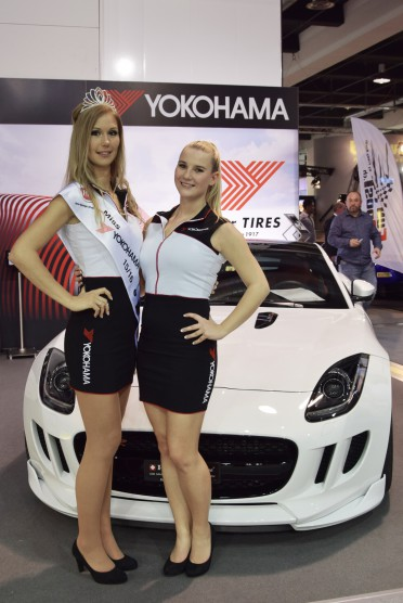 Miss Yokohama 2015/16 - Roxane Baumann  Autozuerich 2015 www.miss-yokohama.ch