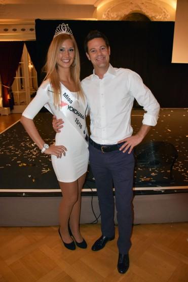 Miss Yokohama 2015/16 - Roxane Baumann