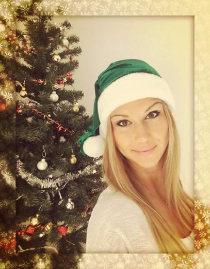Ich wünsche euch von ganzem Herzen eine wunderschöne, besinnliche und fröhliche Weihnachtszeit.