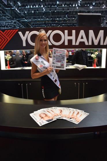 Yokohama - Geneva motorshow 2016