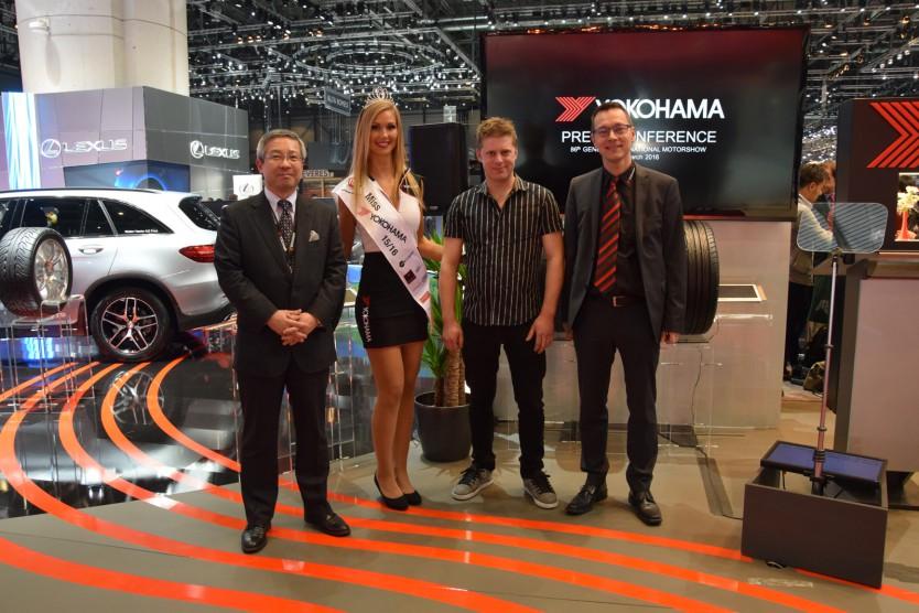 Miss Yokohama 2015/16, Roxane Baumann,