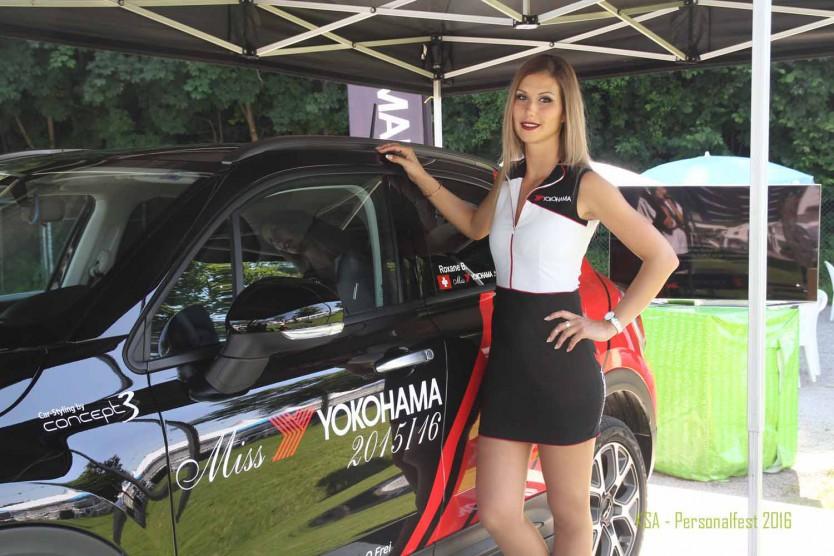 Miss Yokohama 2015/16 - Roxane Baumann - Mitarbeiteranlass - Partytime