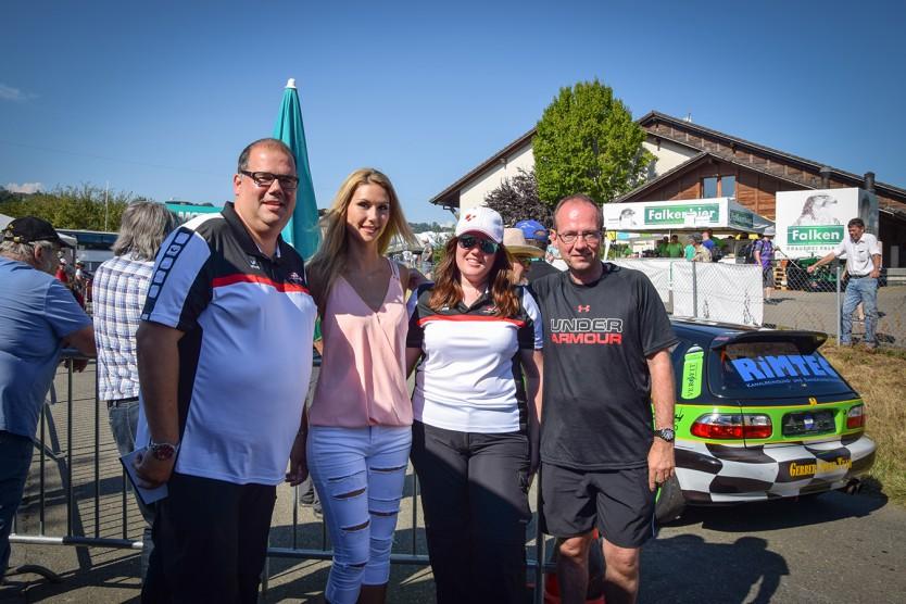 Oberhallau Bergrennen 2016 - Renault Classic Cup - Miss Yokohama 2015/16