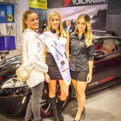 Miss Yokohama an der Auto Zürich Car Show 2016