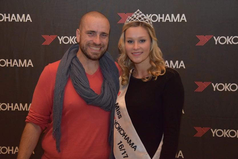 Renault Classic Abschlussfeier 2017 - Miss Yokohama