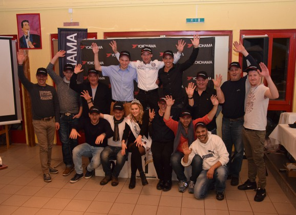 Renault Classic Club Abschlussfeier