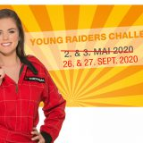 Miss Yokohama an der Young Raiders Challenge