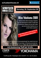 Miss Yokohama Wahl Flyer